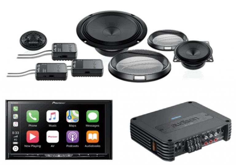 Audison level 3 Audio Upgradee