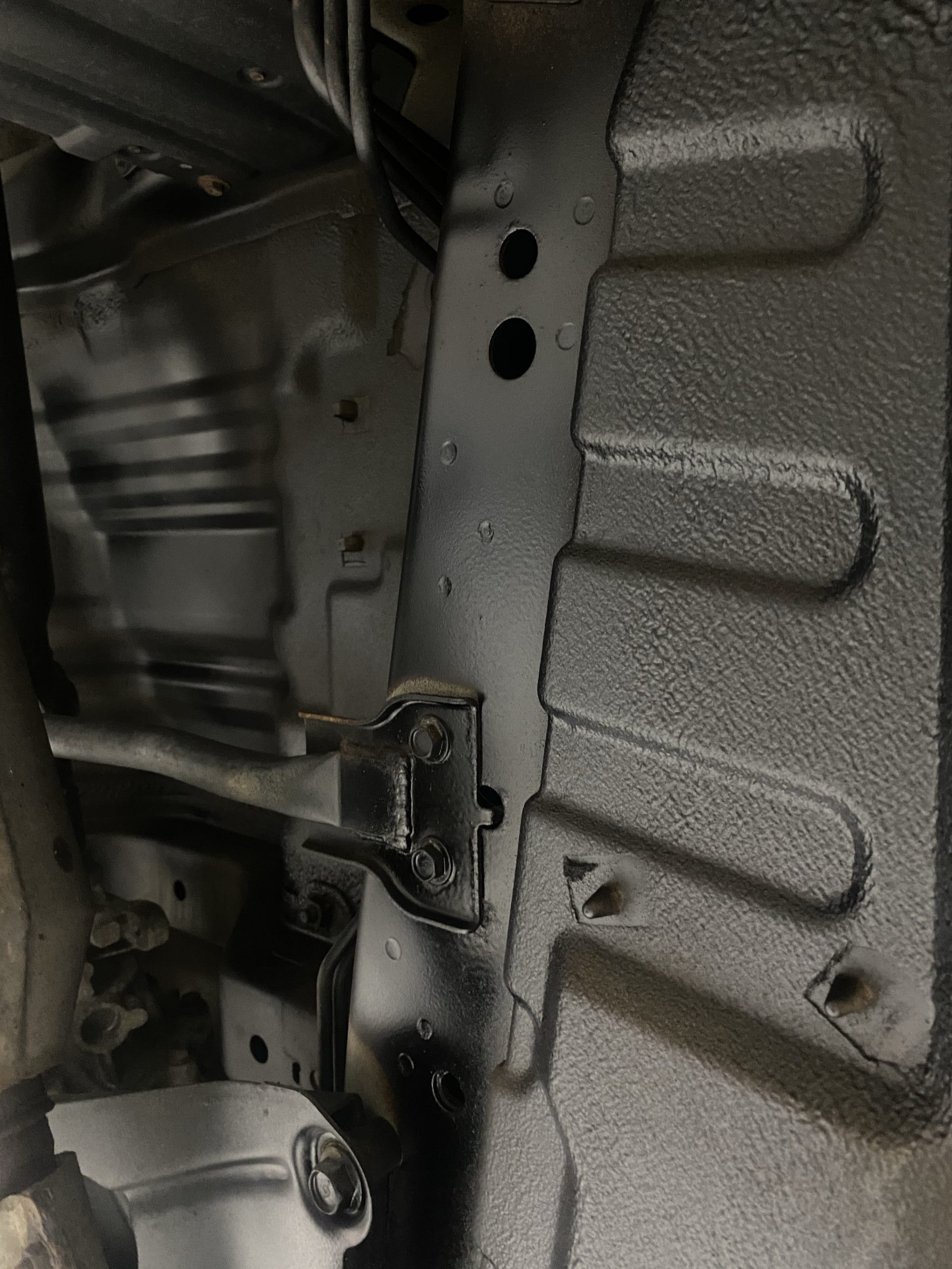 Dinitrol Chassis protection