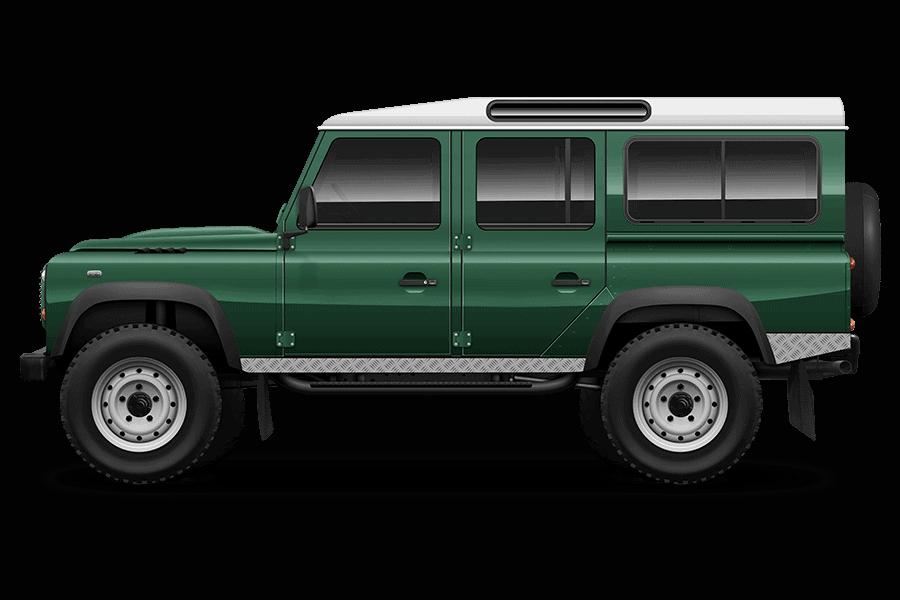 Land Rover Defender 110 2004 TD5