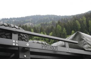 Patriot Roof Rack